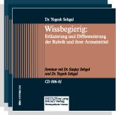 WISSBEGIERIG: Erläuterung und Differenzierung der Rubrik und ihrer Arzneimittel Bild