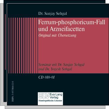 Ferrum-phosphoricum-Fall und Arzneifacetten Bild
