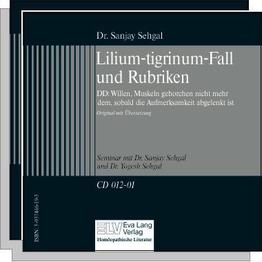 Lilium-tigrinum-Fallund Rubriken DD: Willen, Muskeln gehorchen nicht mehr dem, sobald die Aufmerksamkeit abgelnkt ist. Bild