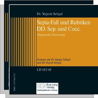 Sepia-Fall und Rubriken / DD: Sepia und Cocculus Bild