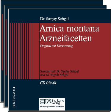 Arnica montana Arneifacetten Bild