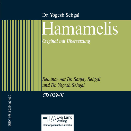 Hamamelis Bild